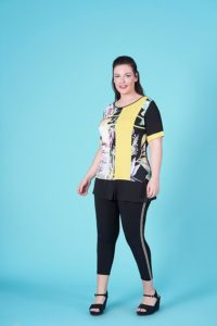 LEGGINGS CON STRISCIE LATERALI